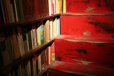 Bookstore by emilyyday, via Flickr