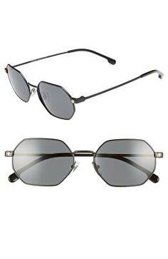 631098627e VERSACE Designer 53mm Hexagon Sunglasses