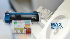 MultiMax 5 PCi Stampa etichette universali
