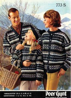 A whole bunch of Nordic sweater patterns not written in English Norwegian Knitting, Nordic Sweater, Fair Isle Knitting, Vintage Knitting, Knitting Patterns, Sweater Patterns, Sweater Cardigan, Christmas Sweaters, Free Pattern