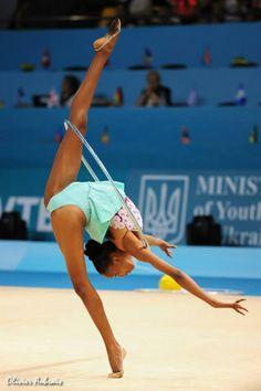 Grace Legote (RSA) - Rhythmic Gymnastics
