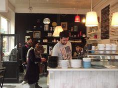 federation coffee, london