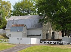 The stables at Graceland!