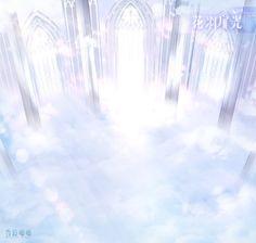 Image Recharge in Hell Event 4 Stories album Angel Aesthetic, White Aesthetic, Fantasy Landscape, Fantasy Art, Arte Grunge, Arte Cyberpunk, Cybergoth, Scenery Wallpaper, Anime Scenery