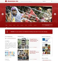 10+ Best Charity WordPress Theme & Templates 2014 for Fundraising
