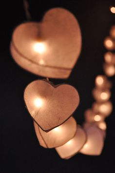 35 Bulbs Love Forever Heart  Lanterns for wedding party, Part Lights, Chrismas Lights & decoration