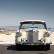 1956-1960 Mercedes Benz 220S/220SE