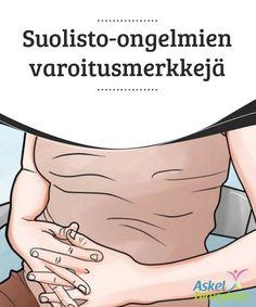 Suolisto-ongelmien varoitusmerkkejä  Edenneissä vaiheissaan #suolistosyöpä osoittaa kroonisia oireita, joihin lukeutuu #muutokset suoliston #toiminnassa sekä vatsakipu.  #Mielenkiintoistatietoa