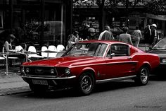 Mustang cool-cars