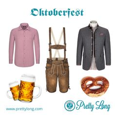 dust off your lederhosen. it's oktoberfest time! tall men's outfit of the week Tall Men Fashion, Mens Fashion Suits, Rock Style Men, Tall Clothing, Wedding Shirts, Weekly Outfits, Lederhosen, Tall Guys, Traditional Outfits