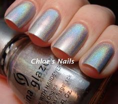 China Glaze OMG. Why are you impossible to find?!