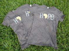 The Wayman Family is selling these t- shirts to help pay for the adoption of a baby boy from Ethiopia