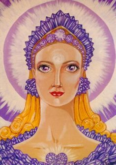 Archeia Amethyst - VICTORY OF LIGHT - SAINT GERMAIN - Ascended Masters and Beings of Light
