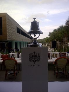 The SLS Opening Bell Gets Rung in South Beach || HotelChatter