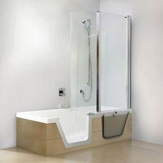 Mini badkamer. 1,6mx1,8m. De wanden afgewerkt met trespa. | Badkamer ...