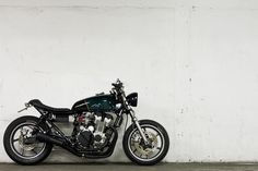 酒 レーサー (Sake Racers): cb750 caferacer (by MP?)