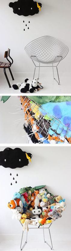 mommo design: STUFFED ANIMALS IDEAS