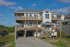 AVON Vacation Rentals | Treasure Island - Oceanview Outer Banks Rental | 56 - Hatteras Rental