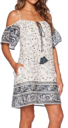 To find out about the Beige Spaghetti Strap Vintage Print Dress at SHEIN, part of our latest Dresses ready to shop online today! Cute Dresses, Casual Dresses, Short Dresses, Summer Dresses, Bohemian Style, Boho Chic, Dress Skirt, Dress Up, Chic Dress