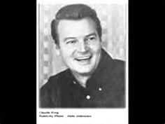 Claude King - I Wonder Who She Missed Me With Today - YouTube