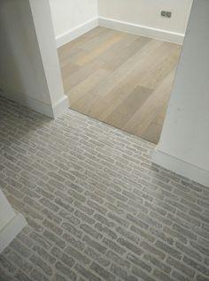 Castle Stones Bricks & Aged Oak Parquet
