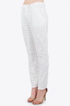Kerry Lace Pants  #newarrival #ootd #onlineshopping #style #womensfashion #iladaboutique #fashion