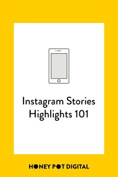 Highlights help you save the more personable element of Stories to your profile permanently, under whatever title or around any theme you choose. This can help new followers get to know you faster, or be made aware of your products or services faster,tha