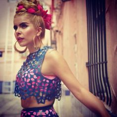 Paloma Faith - In he Music Video for 'Changing' Paloma Faith Changing, Eccentric Style, Female Singers, Celebs, Celebrities, Girl Crushes, Role Models, Style Icons, Beautiful People
