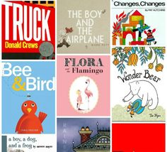 15 Wonderful Wordless Picture Books  -  great for students to do independently or with partner - post-it notes of comprehension or question - what do they notice, predict, wonder ---   as they walk through the book