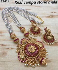 Temple jewellery available at AnkhJewels for booking +919619291911....