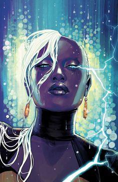 Storm #11 - Cover by Stephanie Hans (again!)