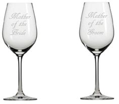 Hey, I found this really awesome Etsy listing at https://www.etsy.com/listing/200277007/etched-mother-of-the-bride-and-groom