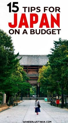 Planning to visit Japan? Travel tips for cutting costs in Japan with budget travel tips for Japan from food to accommodations. #Japan #Travel #Asia