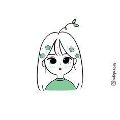Cute Cartoon Characters, Cartoon Art Styles, Cute Art Styles, Cute Kawaii Drawings, Kawaii Art, Cartoon Drawings, Easy Drawings, Arte Disney, Disney Art