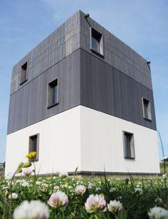 Una compañía desarrolla una forma de edificiación con la que se pueden levantar estructuras sin tener que ir planta por planta