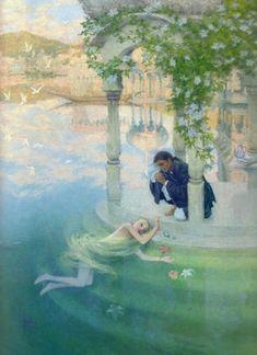 """The Little Mermaid"" by Christian Birmingham"