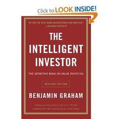 The Intelligent Investor.