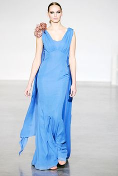 L'Wren Scott | Fall 2010 Ready-to-Wear Collection | Style.com