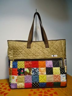 Patchwork Big Tote