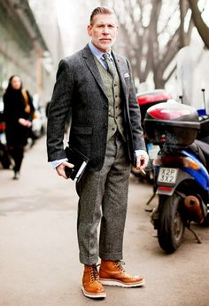 Nick Wooster More