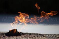 The Eternal Flame @ The John F. Kennedy Memorial