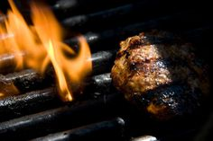 Depending on the type of food you are cooking, leaving the lid down in the winter will help your grill retain as much heat as possible.