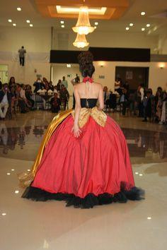El gran dia!!!! Diseño de nuestra alumna Maria Jose Garcia cruz..
