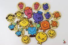 Mr Men & Little Miss Cookies