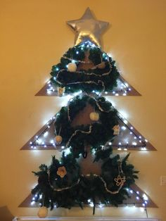 #DIY Another Christmas Tree (Árbol deconstruido) #LeroyMerlin
