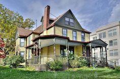 1890 Queen Anne 1002 Park Ave, Omaha, NE 68105