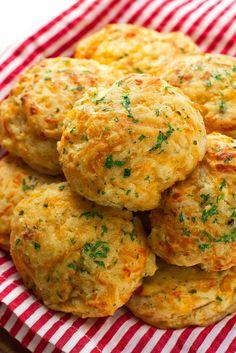 Buttermilk Cheddar Bay Biscuits