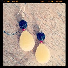 Chines lemon earrings by silverappledesigns on Etsy, $21.00 Silver Apples, Belly Button Rings, Lemon, Drop Earrings, Trending Outfits, Unique Jewelry, Handmade Gifts, Etsy, Vintage