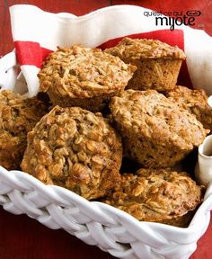 Cinnamon, Apple and Oat Muffins they were delicious Kraft Foods, Kraft Recipes, Muffin Recipes, Baking Recipes, Dessert Recipes, Cranberry Muffins, Healthy Treats, Yummy Treats, Yummy Food