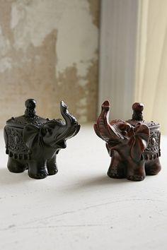 Elephant Stash Box - Urban Outfitters